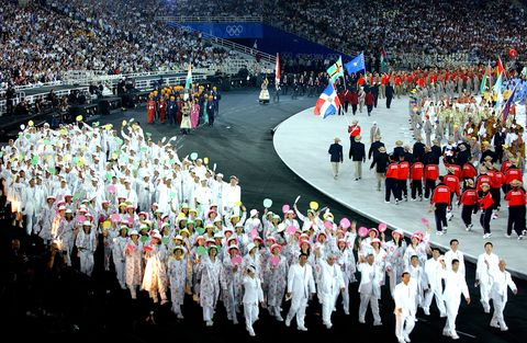 Athens 2004 - Opening Ceremony