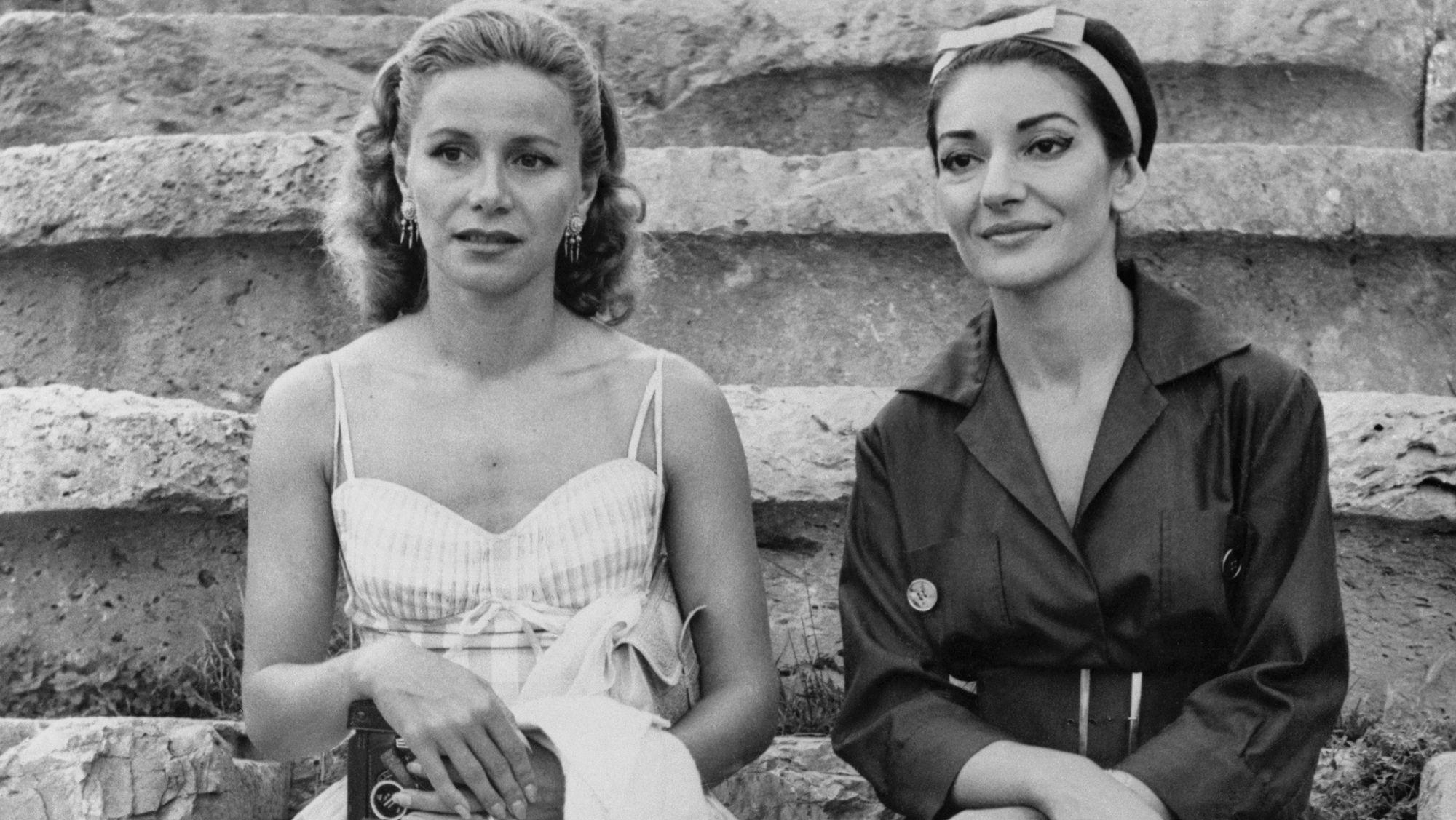 Tina Onassis, la donna che guardò il marito Aristotele flirtare con Maria Callas, in silenzio