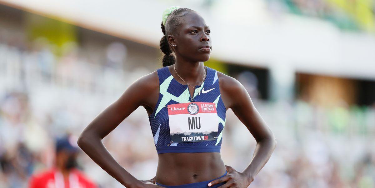 Athing Mu Turns Pro and Signs With Nike - runnersworld.com - runnersworld.com