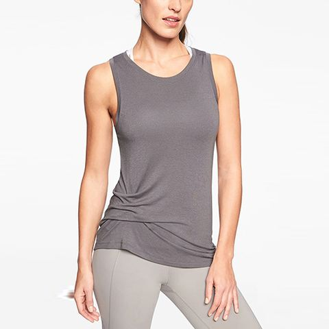 Clothing, Shoulder, Sleeveless shirt, Neck, Undergarment, Sleeve, camisoles, Outerwear, Sportswear, Muscle,