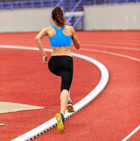 9 thoughts every runner has during a speedwork session
