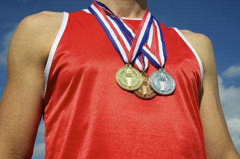 experimento, social, corredor, lleva, medalla, seis, semanas