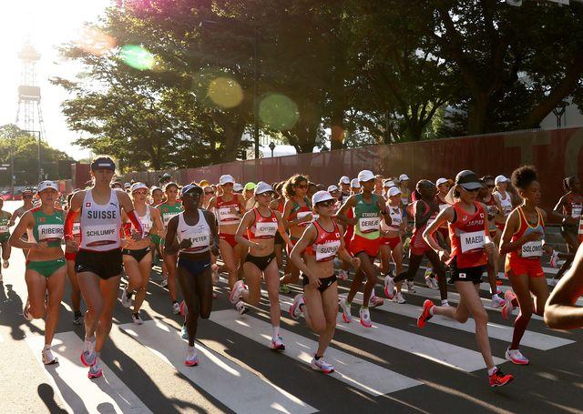 olympic marathon