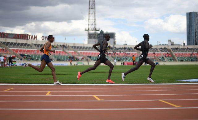 el atletismo de élite vuelve a África tras el confinamiento en el kip keino classic