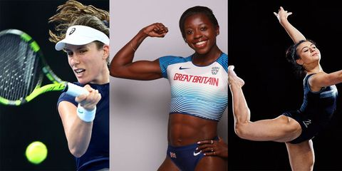 tips from pro female athletes