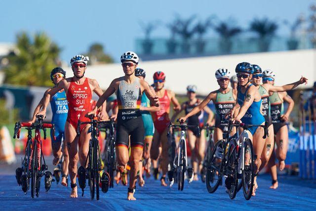 todos los tipos de distancia que existen en triatlón