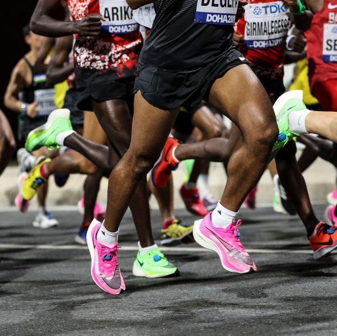 Nike's Vaporfly 4% schoenen mogelijk verboden
