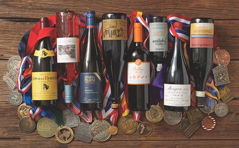 The Perfect Wine for Runners' Favorite Foods
