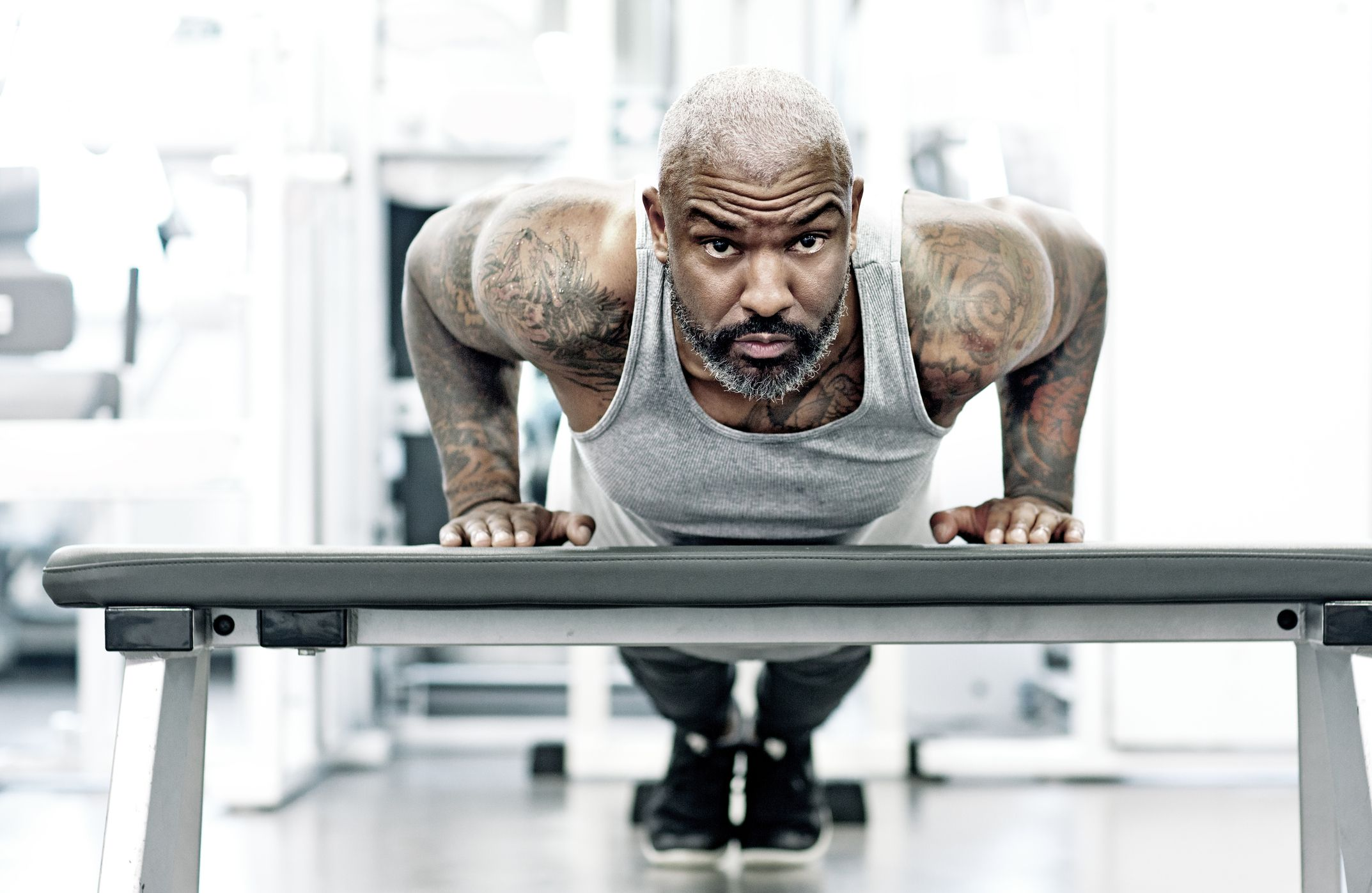 Stay Fit After 40 With This Workout Program