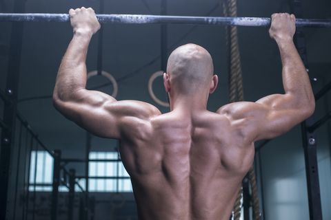 Pull Your Own Weight With 14 Pullup and Chinup Variations
