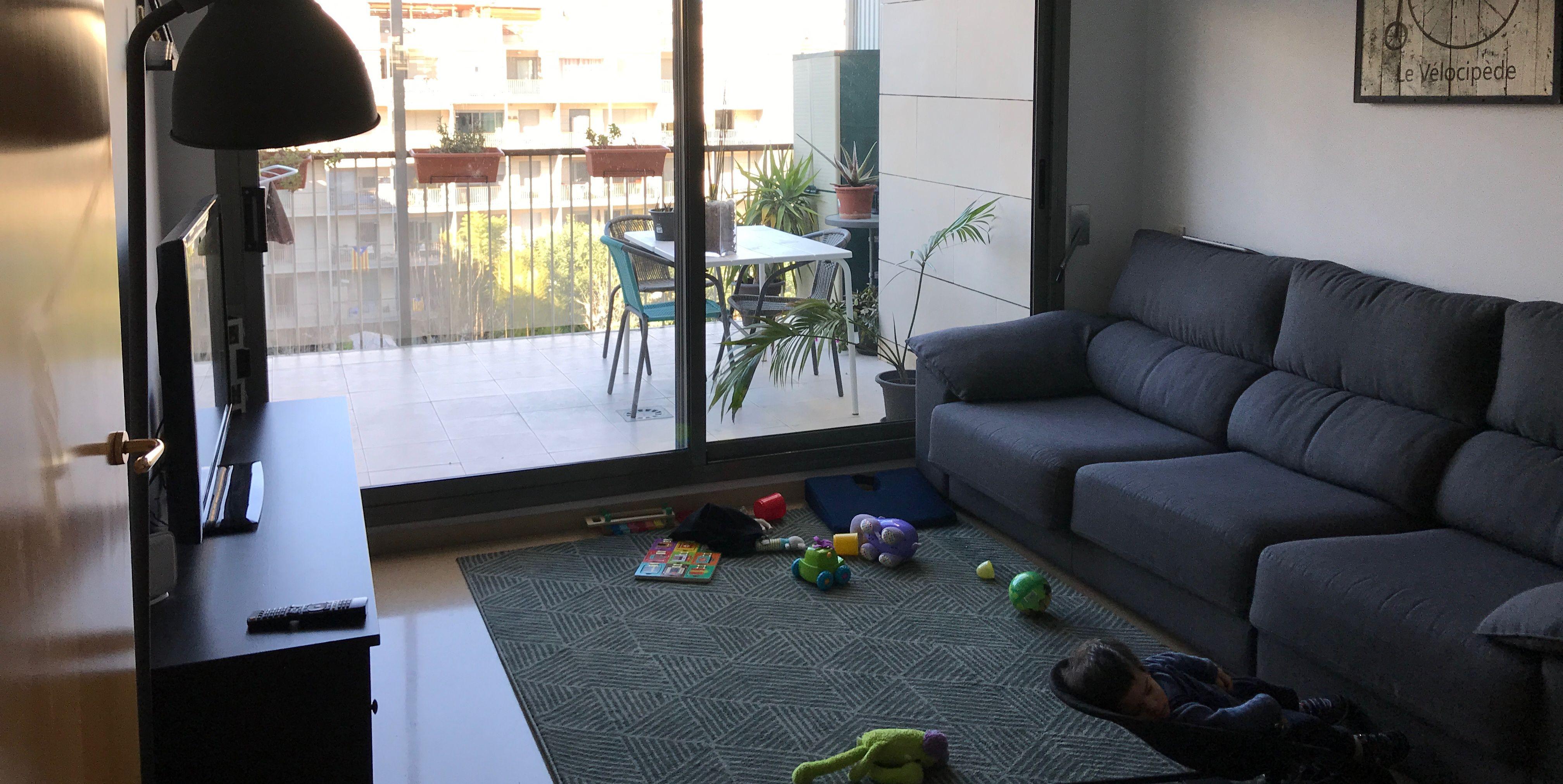 Apartamento con terraza reformado