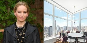 Ático de Jennifer Lawrence en Manhattan
