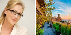 El ático de Meryl Streep en Nueva York