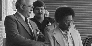 atlanta child murders suspect wayne williams, 1981