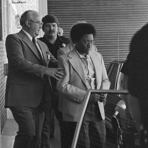atlanta child murders suspect wayne williams, 1981