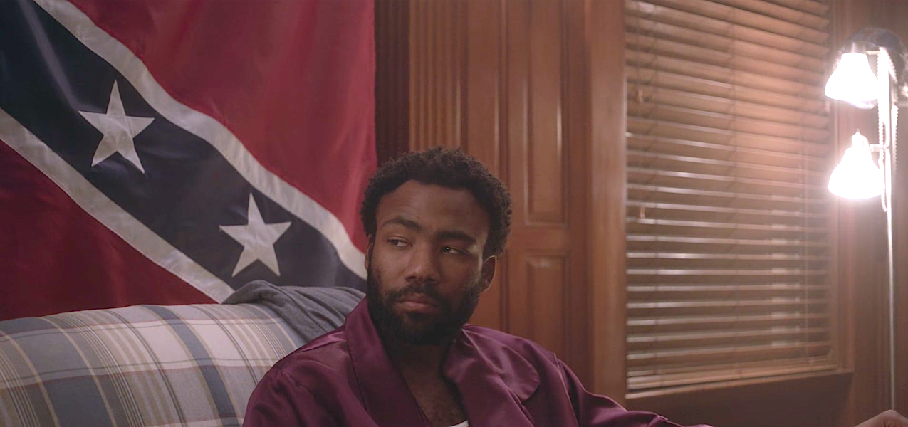 Atlanta's Most Shocking Episode Yet Includes a Confederate Flag and Naked  Frat Bros.