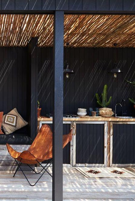 12 Outdoor Kitchen Design Ideas And Pictures Al Fresco Kitchen Styles