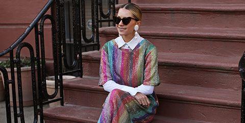 67a1ab06bf Este vestido de Zara que ha enamorado a Instagram - Este vestido ...