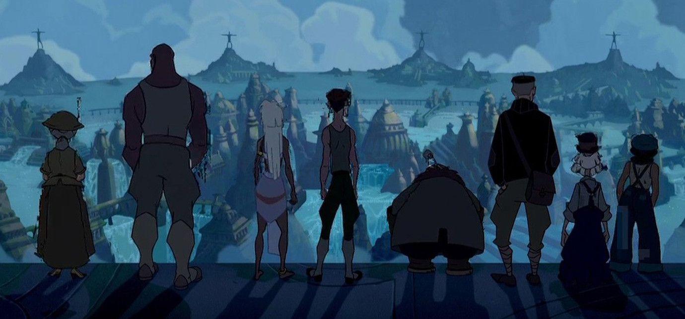 'Atlantis': Disney podría estar preparando un remake