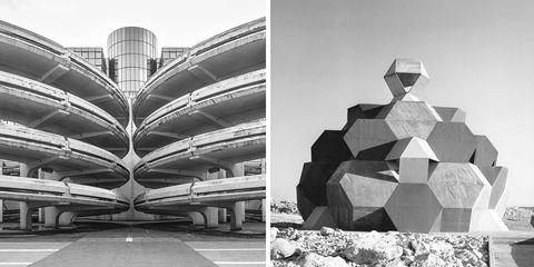 Libro Atlas de la Arquitectura Brutalista