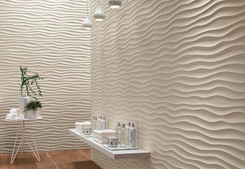 3 d walls design: rivestimenti che arredano