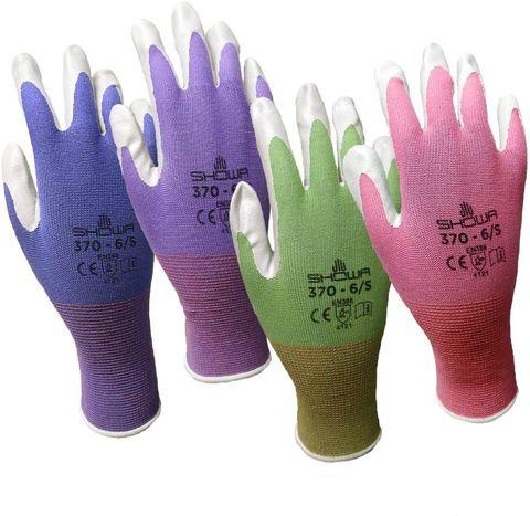 gants de jardin en nitrile atlas