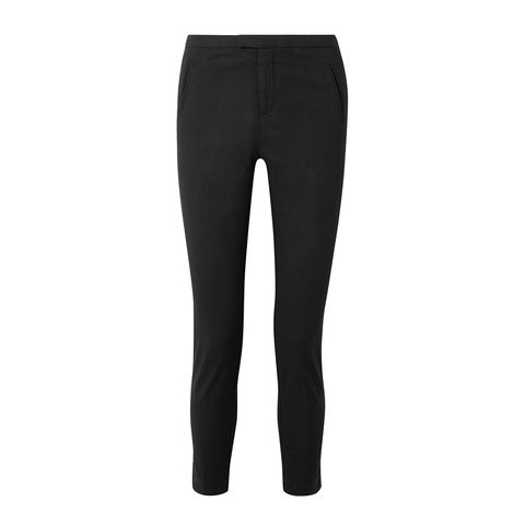 atm black tapered pants