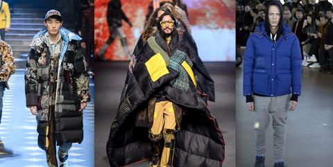 Fashion, Street fashion, Clothing, Runway, Yellow, Outerwear, Jacket, Human, Textile, Fashion design,