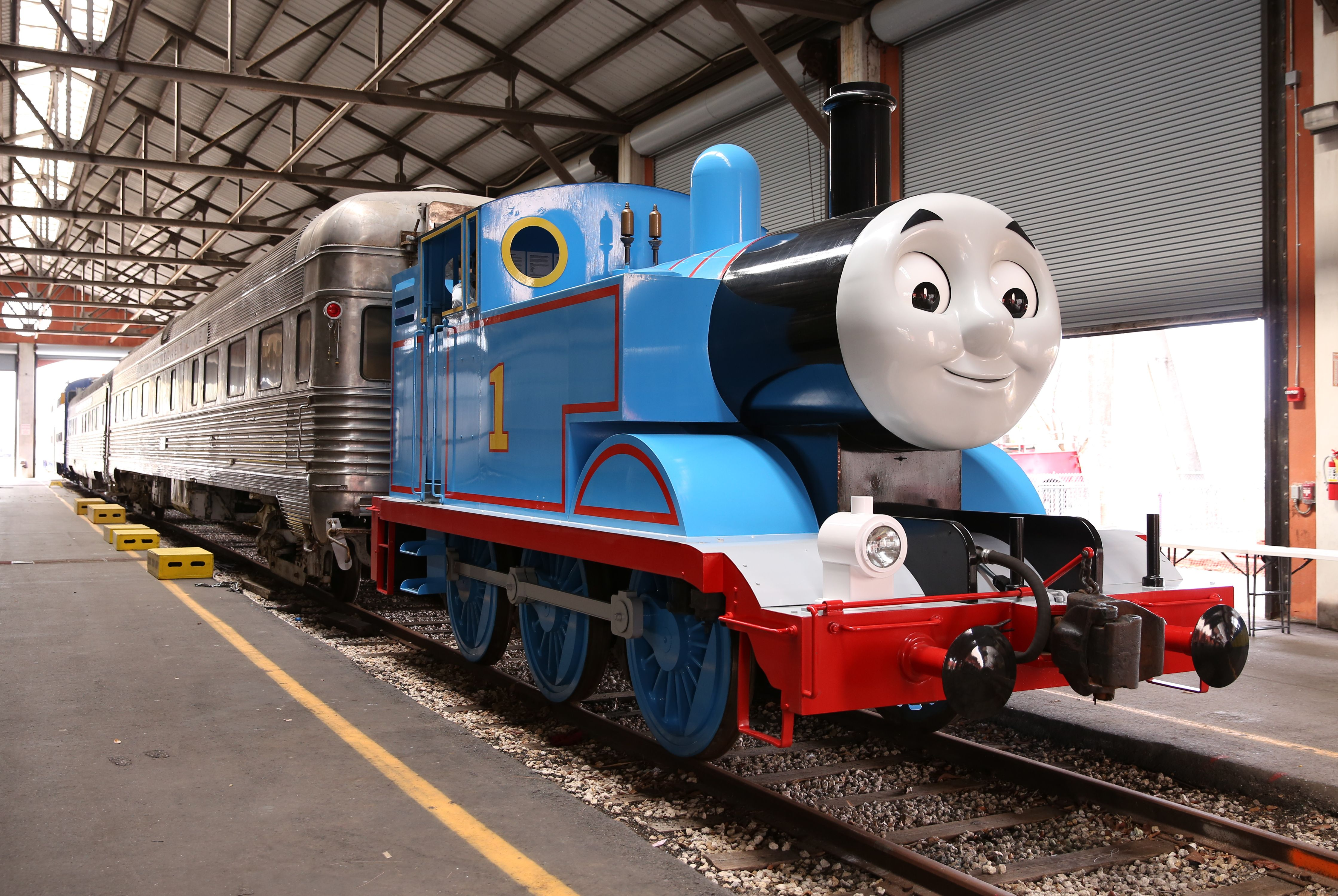 53 Train Rides for Kids - Best Train Rides for Families in