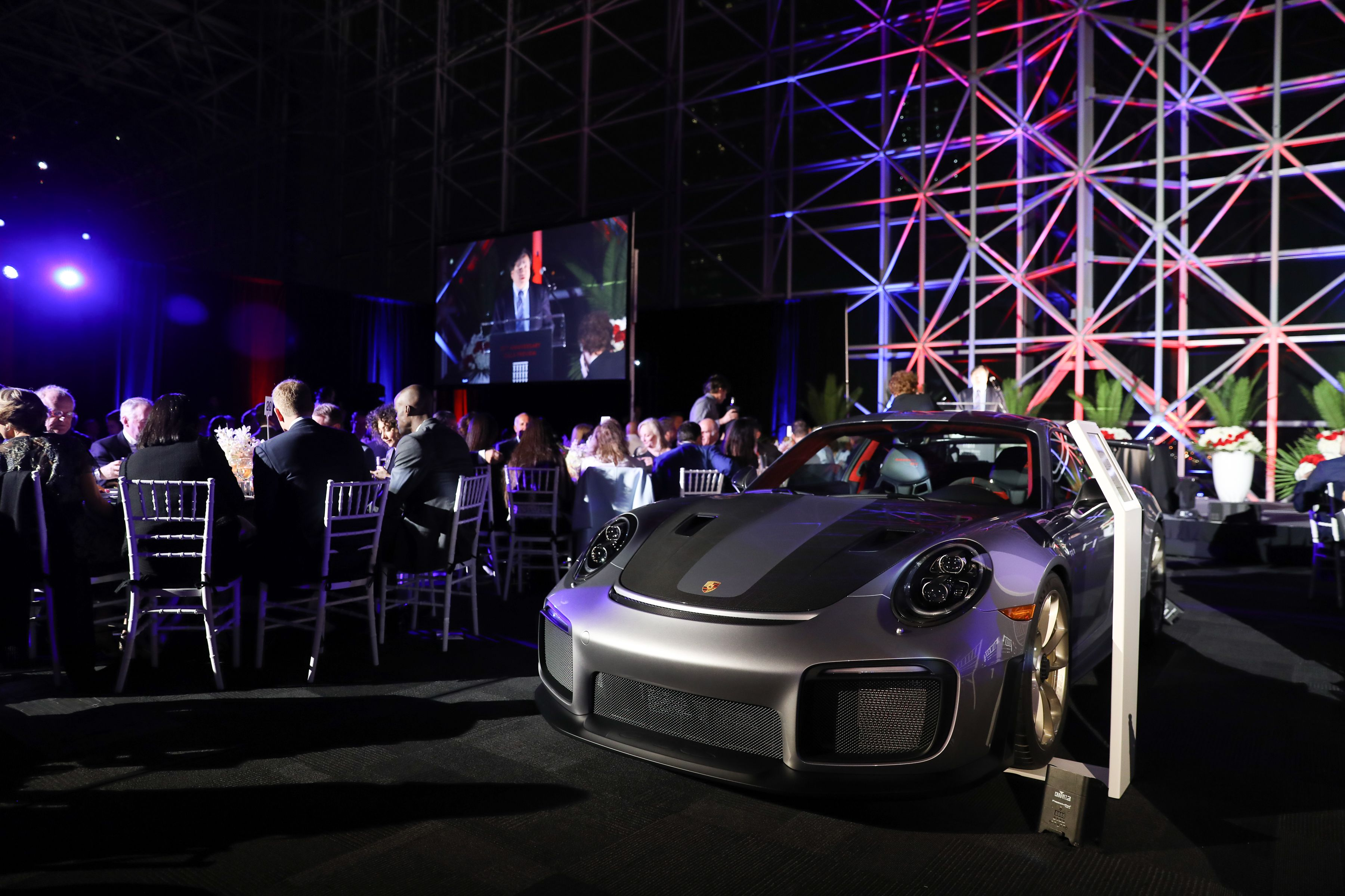 Inside the New York International Auto Show's Gala Preview