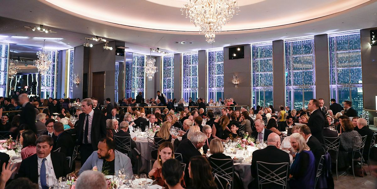 On October 9 at the Rainbow Room in New York City, Storm King Art Center held its annual gala. This year, the festivities—which also included an after party and silent auction—were held in honor of artist Sarah Sze and Storm King trustee James H. Ottaway, Jr., and the evening was chaired by a group including Debby and Rocco Landesman, Jennifer Napier Nolen, Debra and Leon Black, Cindy Sherman, and Agnes Gund.