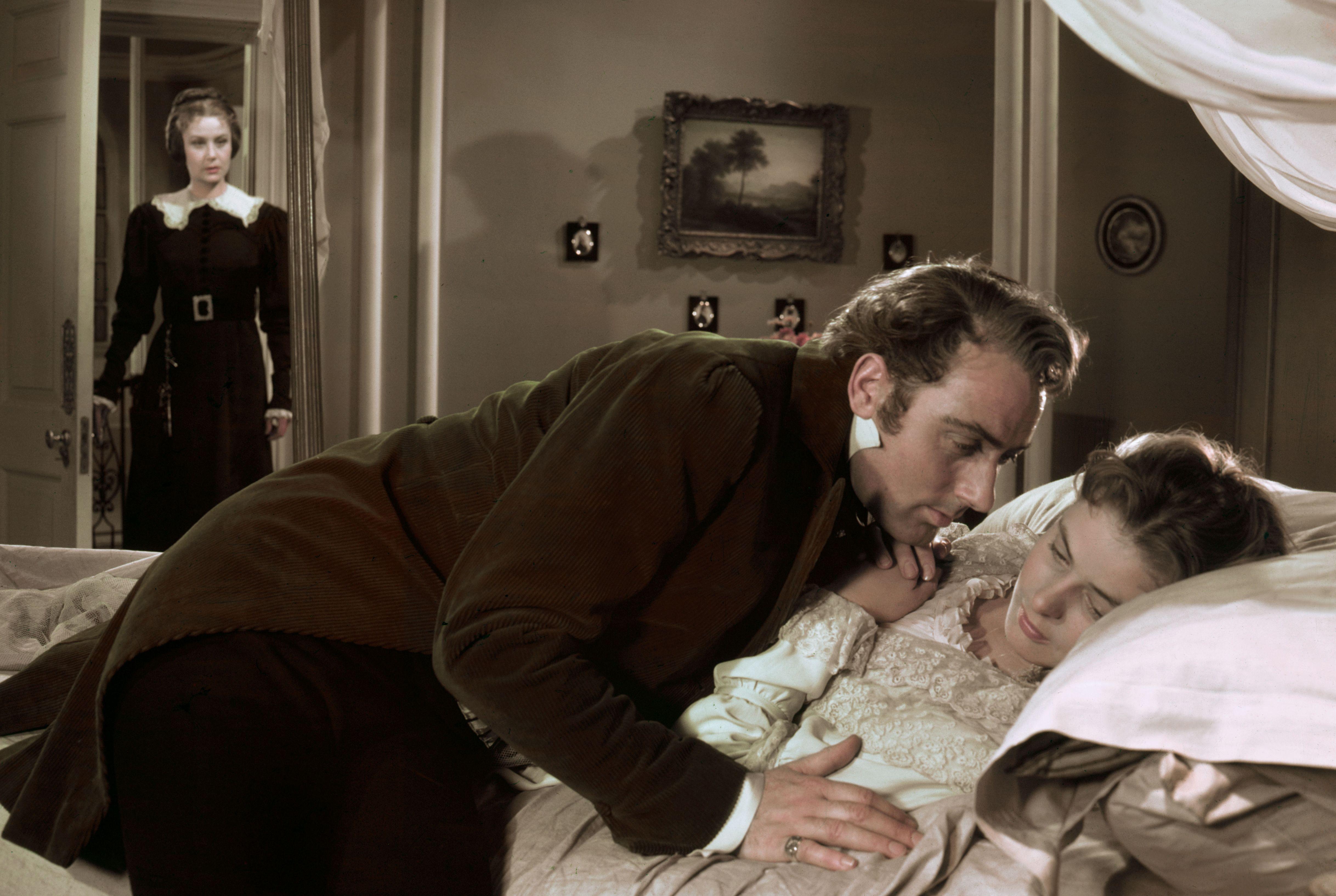 Atormentada Ingrid Bergman Alfred Hitchcock