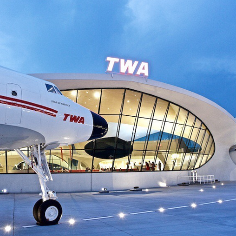 TWA Hotel Is a Trip Back to the Mad Men Era