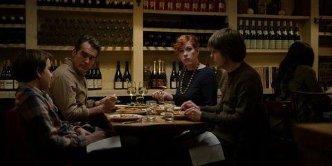 Conversation, Interaction, Fun, Restaurant, Alcohol, Distilled beverage, Games,