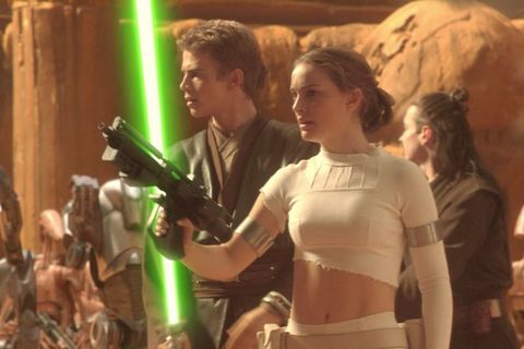 attack of the clones star wars in order