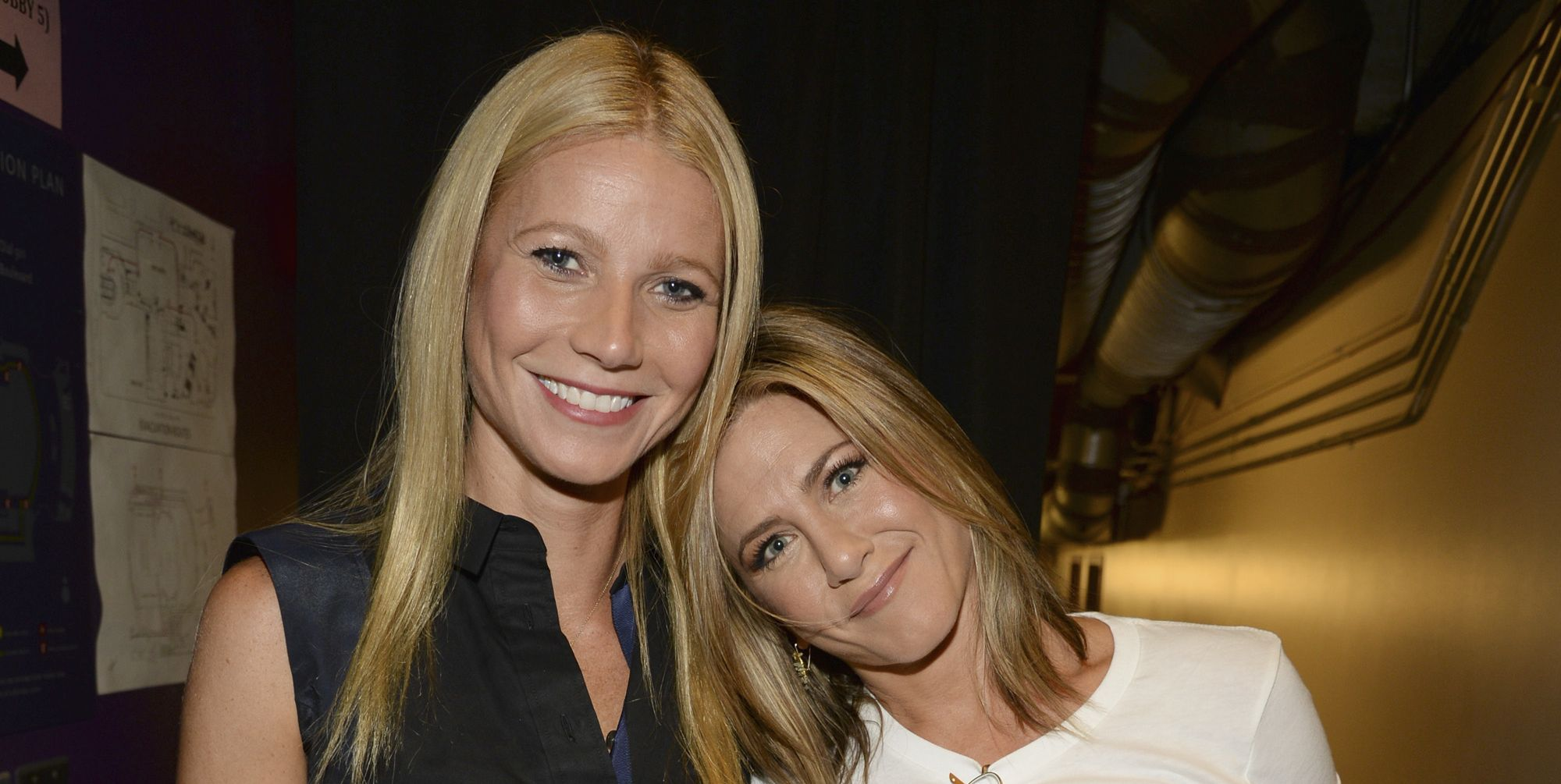 Kate Hudson and Gwyneth Paltrow Broke the One Rule at Jennifer Aniston's Birthday Party