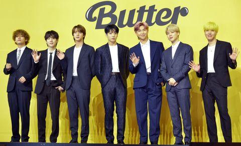 bts's digital single 'butter' release press conference