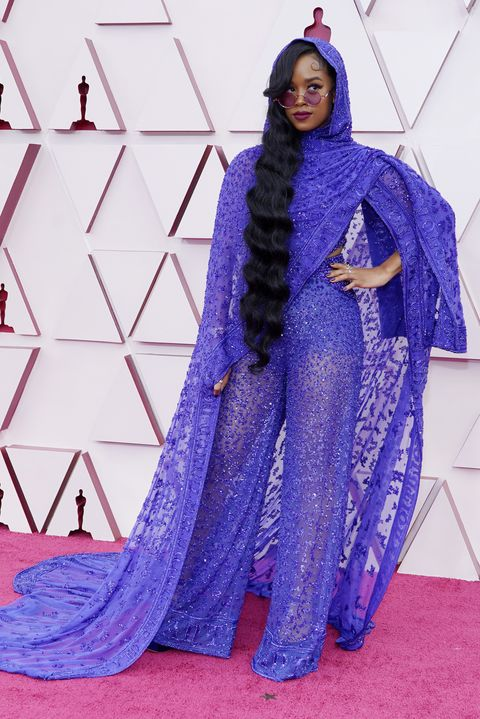 her at the oscars 2021