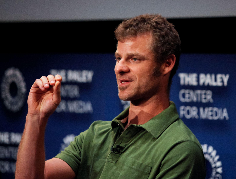 Matt Stone, uno de los creadores de South Park, originario de Littleton y educado en Columbine