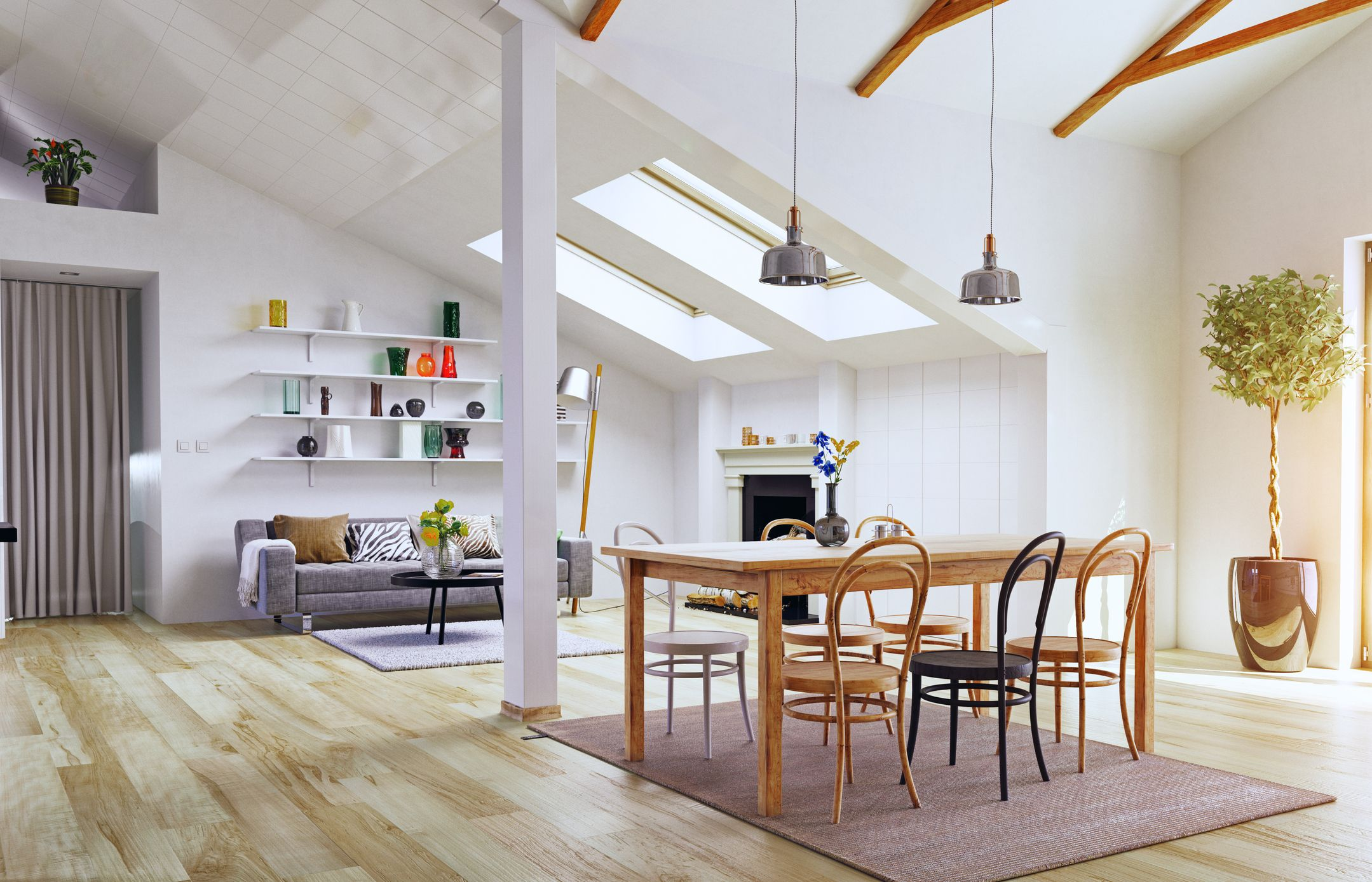 Improving The Value Of Your Home With Skylights And Roof Lights