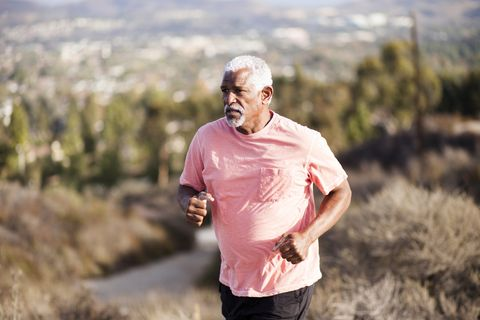 Stop Basking in Your Former Glory: Getting Fitter As You Age May Ward Off an Early Death