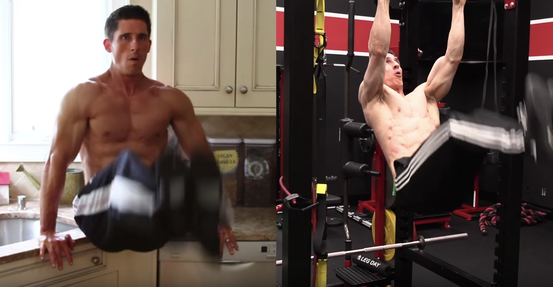 These 29 Home Workout Hacks Help to Make Your House a Gym