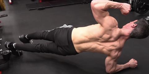 Muscle, Arm, Abdomen, Shoulder, Bodybuilding, Bodybuilder, Chest, Physical fitness, Leg, Joint,