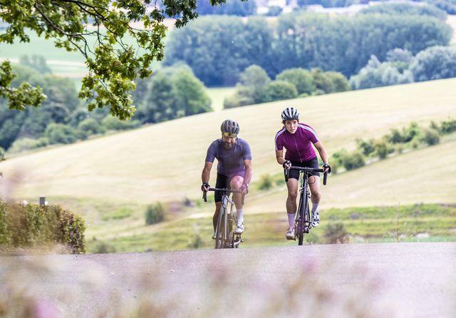 meer vrouwen zijn gaan fietsen in 2020