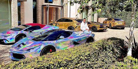 aubameyang coches