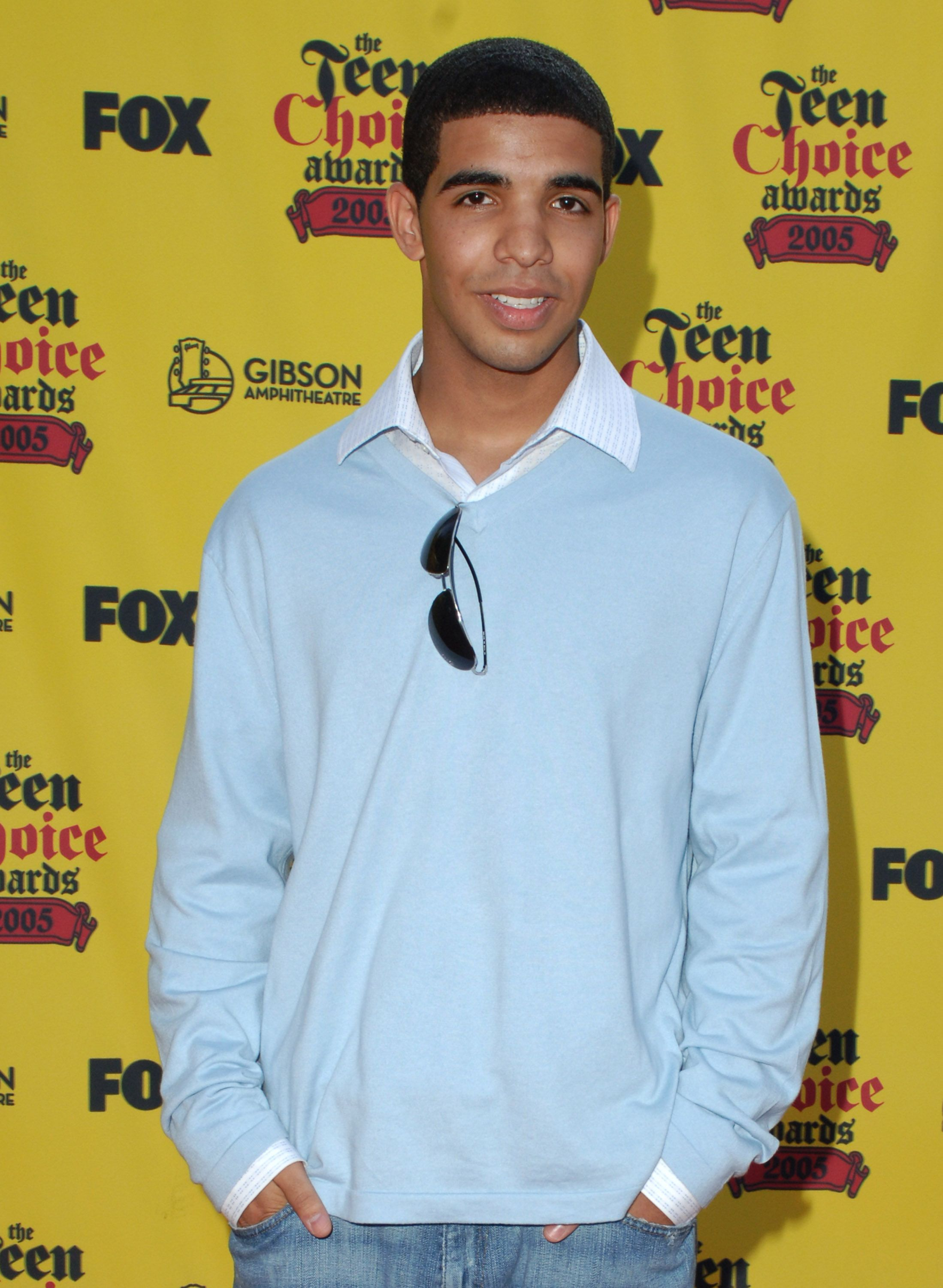 2005 Teen Choice Awards - Arrivals