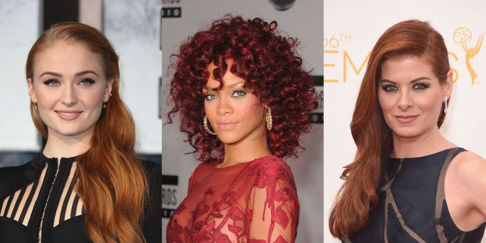 20 Auburn Hair Color Ideas Dark Light And Medium Auburn Red Hair