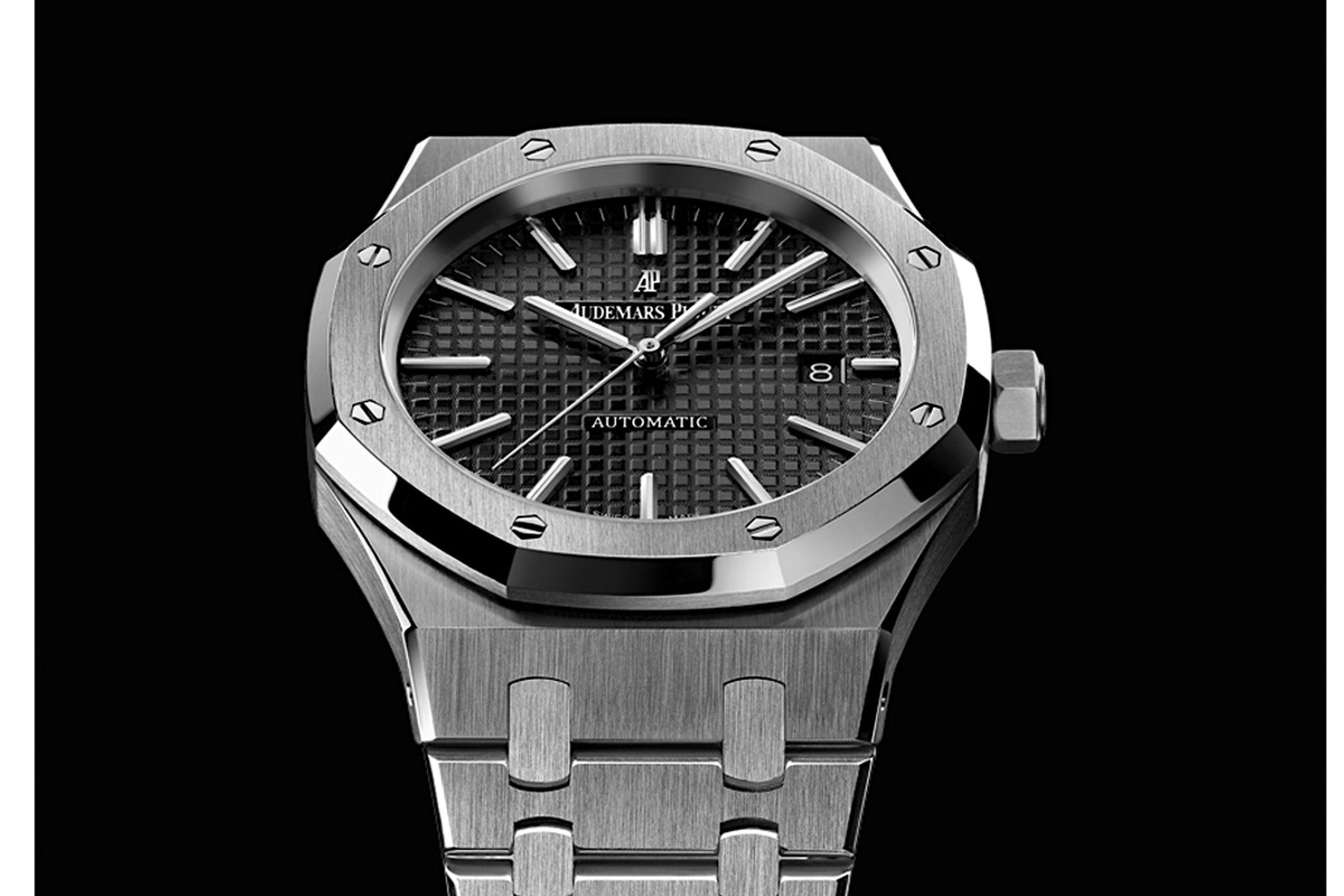 Audemars Piguet para hombre - Royal Oak, el reloj más barato