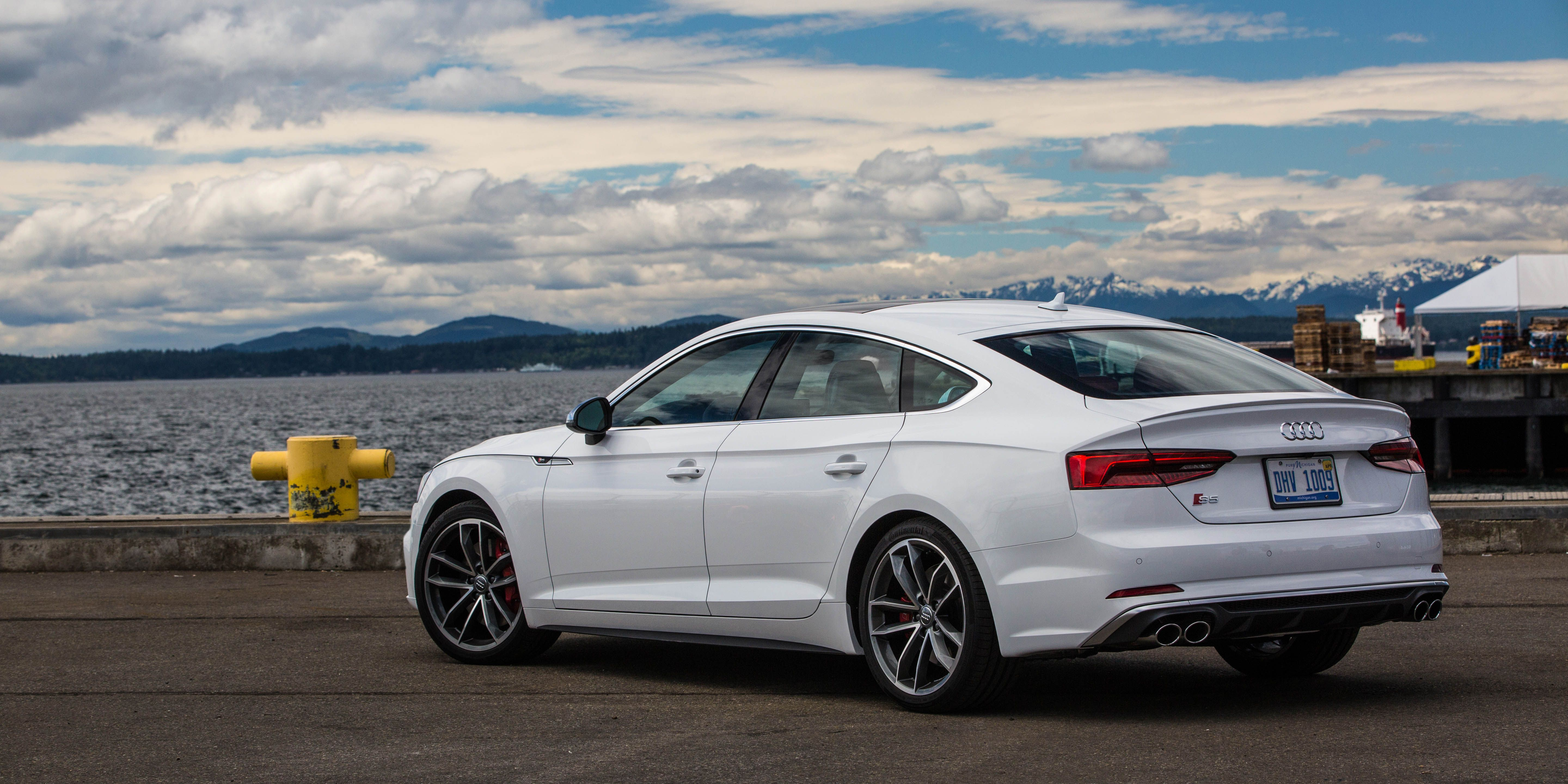 Audi s5 sportback 2017 review by car magazine - Audi S5 Sportback 2017 Review By Car Magazine 38