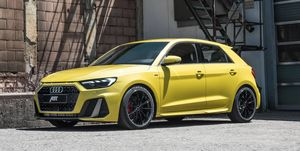 Audi A1 Sportback 2019 by ABT